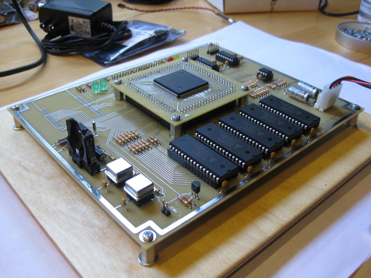 Diy Fpga Board